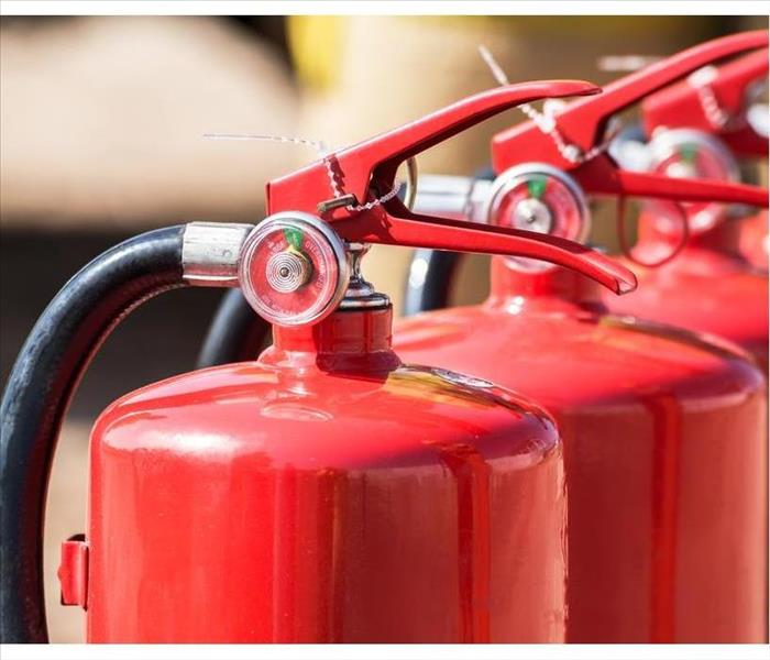 Fire Damage 3 Things You Should Know About Fire Extinguishers